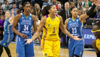ae0ae96a8040 WNBA Champion   Two-Time League MVP Candace Parker Joins Turner Sports as  NBA