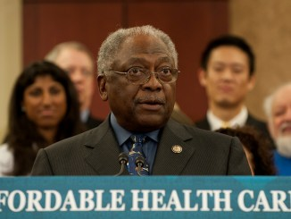 Assistant Democratic Leader James E. Clyburn, Wikimedia Commons