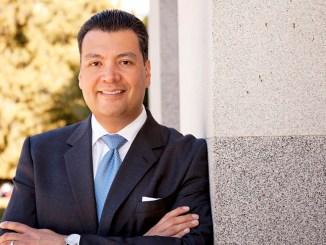 California Sectary of State Alex Padilla