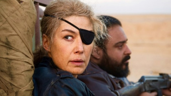 "Rosamund Pike in ""A Private War"""