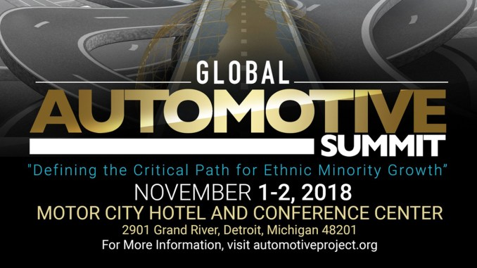 """Ford, GM and Toyota each reflected """"best practices"""" in ethnic diversity in employment, marketing and philanthropy."""