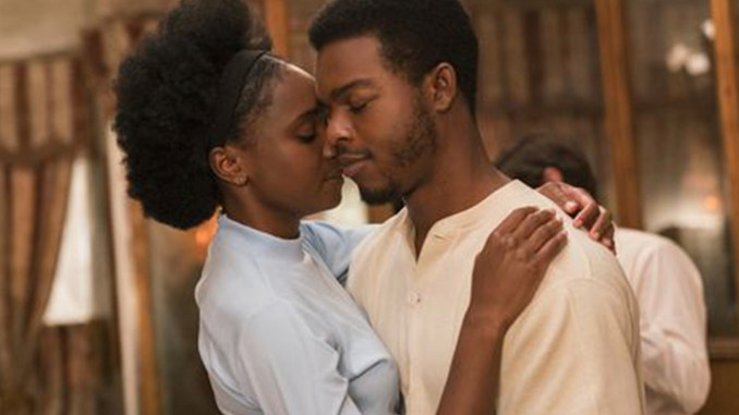 "Stephan James and Kiki Layne in ""If Beale Street Could Talk"" /Credit: Toronto Film Festival"