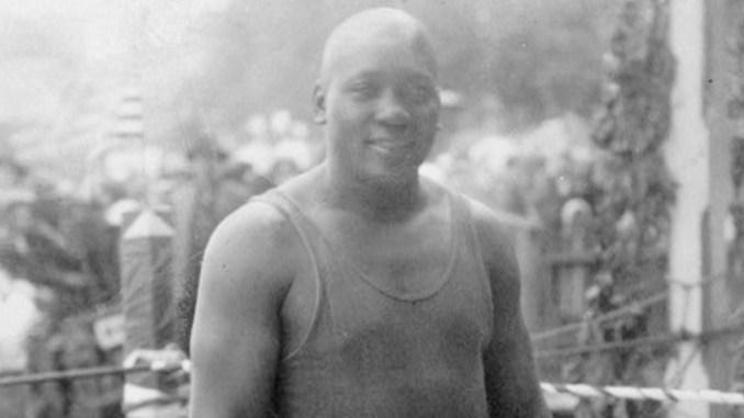 Jack Johnson, American Boxer (Photo: Wikimedia Commons)