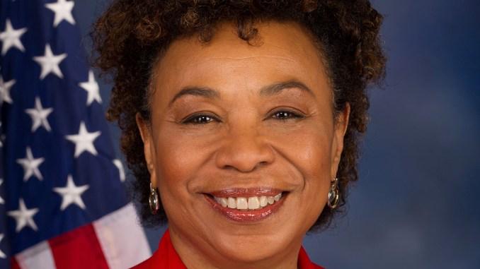 Rep. Barbara Lee (D-CA)