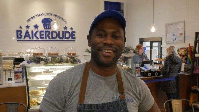 Owner of Baker Dude Bakery Cafe