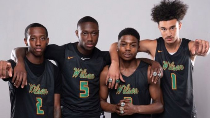 Woodrow Wilson has built a strong basketball team and is projected to have an impressive season.