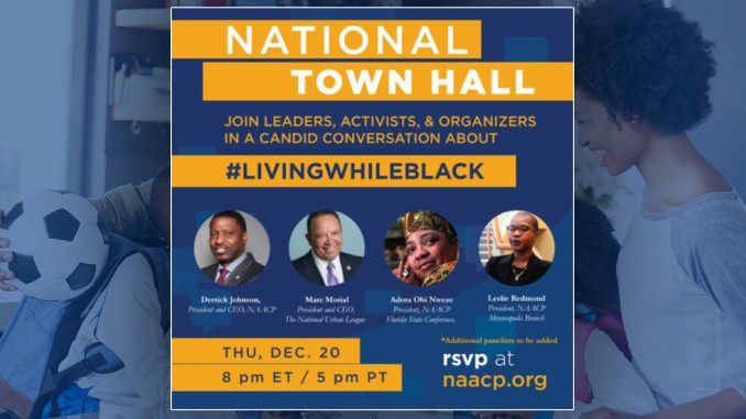 Leaders, activists, and organizers join in a candid conversation about #livingwhileblack, justice reform, protecting our vote, Facebook and more issues impacting black America