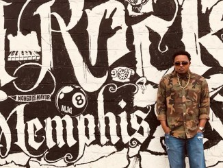 """Jelks honed his skills as a DJ, music producer and recording artist and eventually was given the name """"Memphis"""" by Chuck D. (Photo: Kunjal Pathak Photography)"""