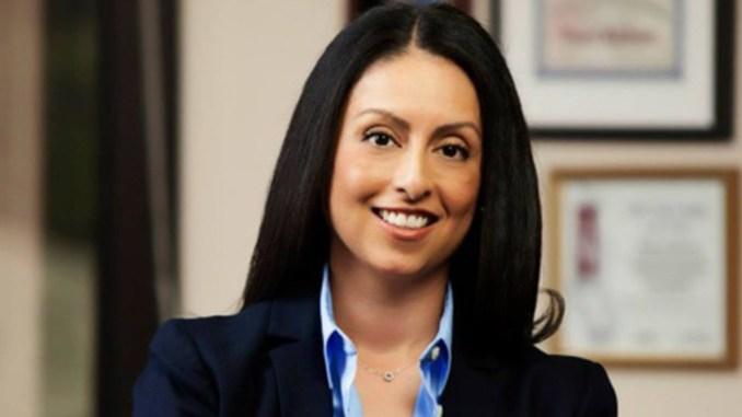 Los Angeles Council Member Nury Martinez (File Photo)