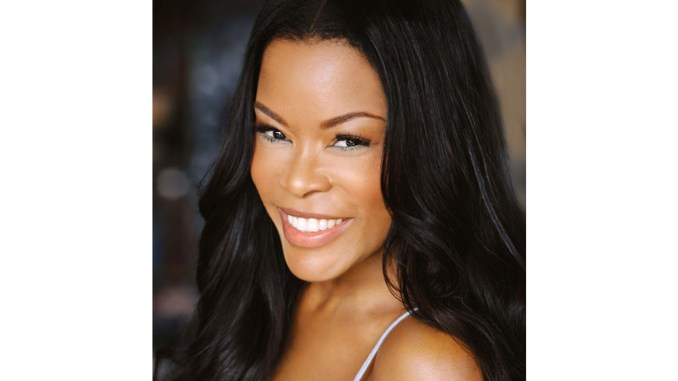"Golden Brooks is a familiar ""Girlfriend. (Courtesy Photo)"