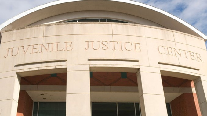 The United States incarcerates more of its youth than any other country in the world through the juvenile courts and the adult criminal justice system.(Photo by:juvenilecourt.nashville.gov)