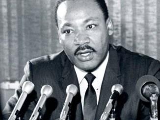 Dr. Martin Luther King Jr. (Photo by: Atlanta Tribune)