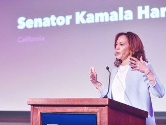 U.S. Senator Harris re-introduced the Ensuring Diversity Leadership Act.