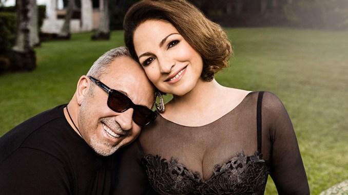 Emilio and Gloria Estefan (photo: Omar Cruz, Courtesy Crescent Moon, Estefan Enterprises Inc.)