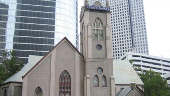 Antioch Missionary Baptist Church (Photo by: forwardtimes.com)