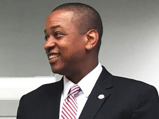 Virginia Lt. Governor Justin Fairfax (Photo by: Wiki Commons)