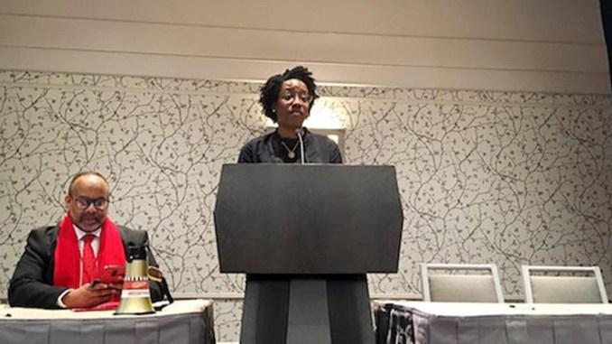 Rep. Lauren Underwood (James Wright/The Washington Informer)