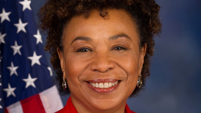 Photo: Rep. Barbara Lee (D-Calif.)