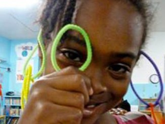 An undated photo of Relisha Rudd, age 8 at time of abduction. (Courtesy of the FBI)