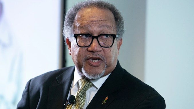 Dr. Benjamin F. Chavis, Jr. is a civil rights leader and the President and CEO of the National Newspaper Publishers Association (NNPA) based in Washington, DC.