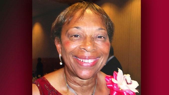 Dr. Mrs. Gloria Irene Williams Norman Clark (Photo courtesy of Victoria Brown, daughter of Dr. Clark)