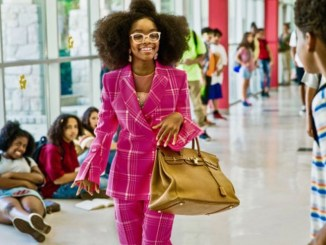 Little is a guilty pleasure. The guilt comes as you watch a 14-year-old actress (Marsai Martin, Black-ish) behaving like a lustful 38-year-old female who flirts with a middle school teacher.