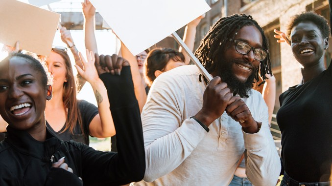 The call for reparations represents a commitment to enter a constructive dialogue on the role of slavery and racism in shaping present-day conditions in our community and American society. (Photo: iStockphoto / NNPA)