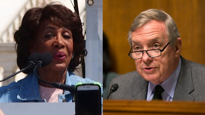 U.S. Representative Maxine Waters (D-CA-43) and U.S. Senator Dick Durbin (D-IL) and have reintroduced bicameral legislation designed to strengthen students' ability to hold for-profit colleges accountable in court for their misconduct.