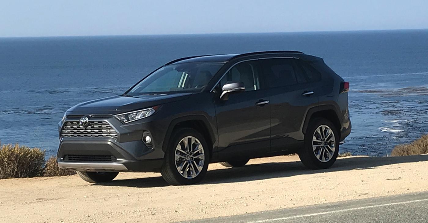 AUTO REVIEW: 2019 Toyota RAV4