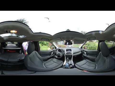 2019 Mitsubishi Eclipse Cross SEL Interior 360 Video