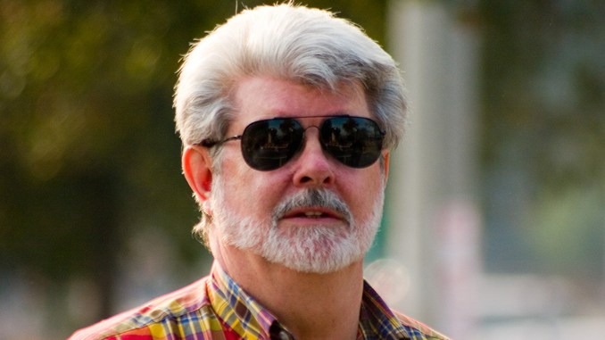 George Lucas (Photo by: Joey Gannon | Wiki Commons)