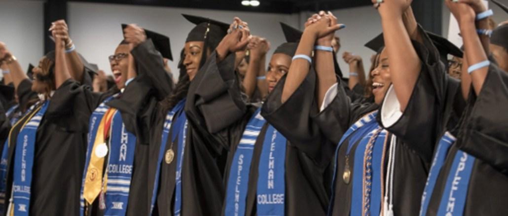 Graduates of the Spelman College Class of 2017 (Photo Credit: Spelman College)