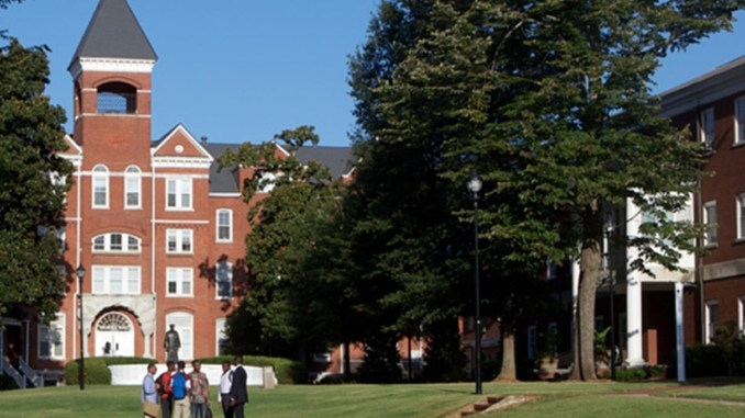 Morehouse College (Photo by: morehouse.edu)
