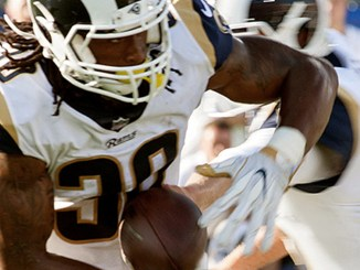 Rams running back Todd Gurley (Amanda Scurlock/L.A. Sentinel)