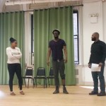 Black Revolutionary Theatre Workshop Kevin Green Jovan Davis Heather Harvey