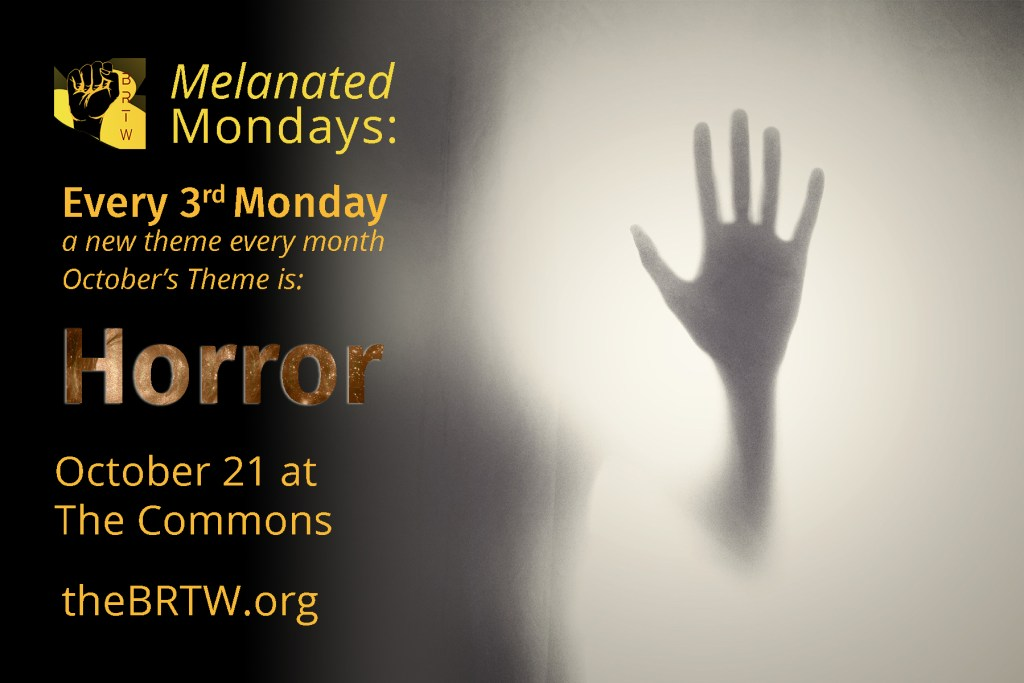 Melanated Mondays October