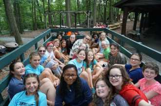 Hay Ride Tour