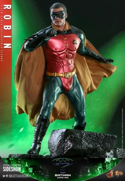 robin action figure 1 6 movie