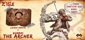 lateef-the-archer