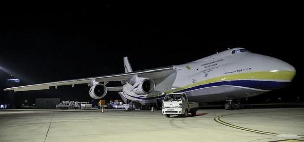 BlackSeaNews | Крупнейший в мире транспортный самолет ...