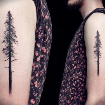 arbre-silouhette