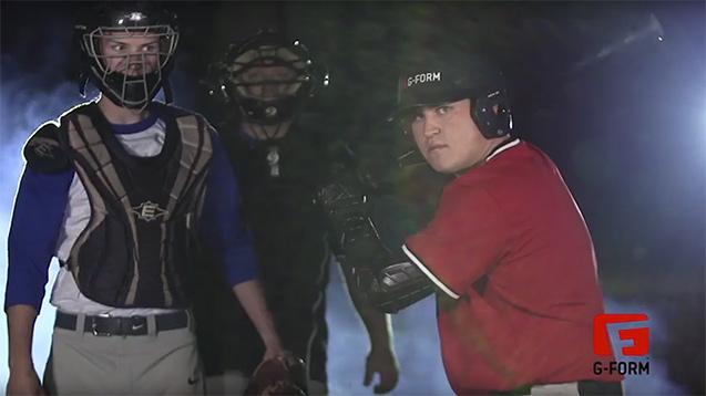 G-Form Baseball Gives You Confidence