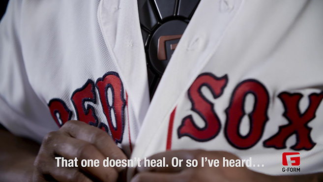 Hanley Ramirez is Fearless with G-Form
