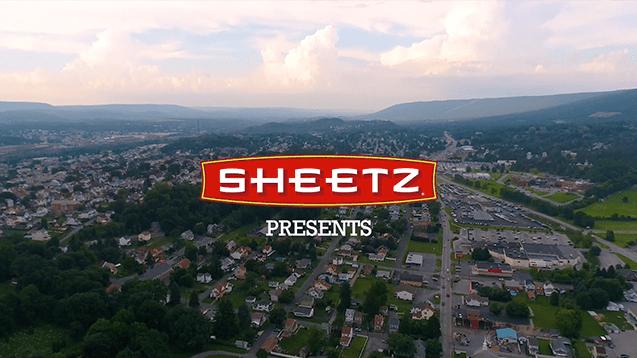 Sheetz Bigger Better Stronger