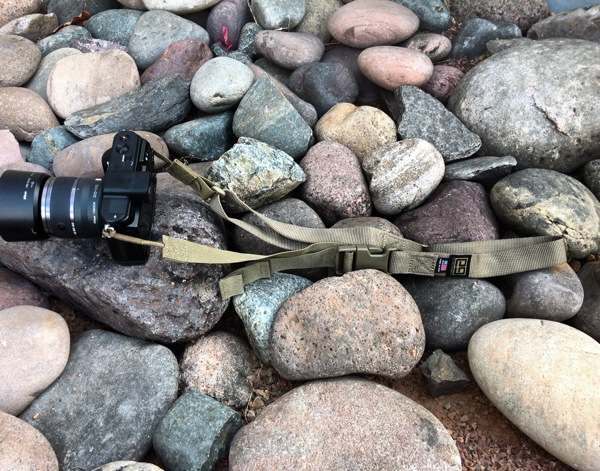 E9 Tactical Camera Strap