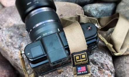Echo NiNer Light Speed Camera Strap Review