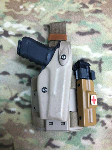 1110Gear Tourniquet Holster