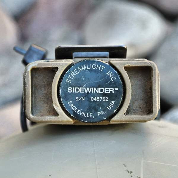 STREAMLIGHT SIDEWINDER Light