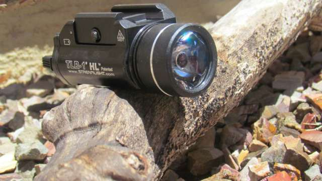Streamlight TLR1 HL Review