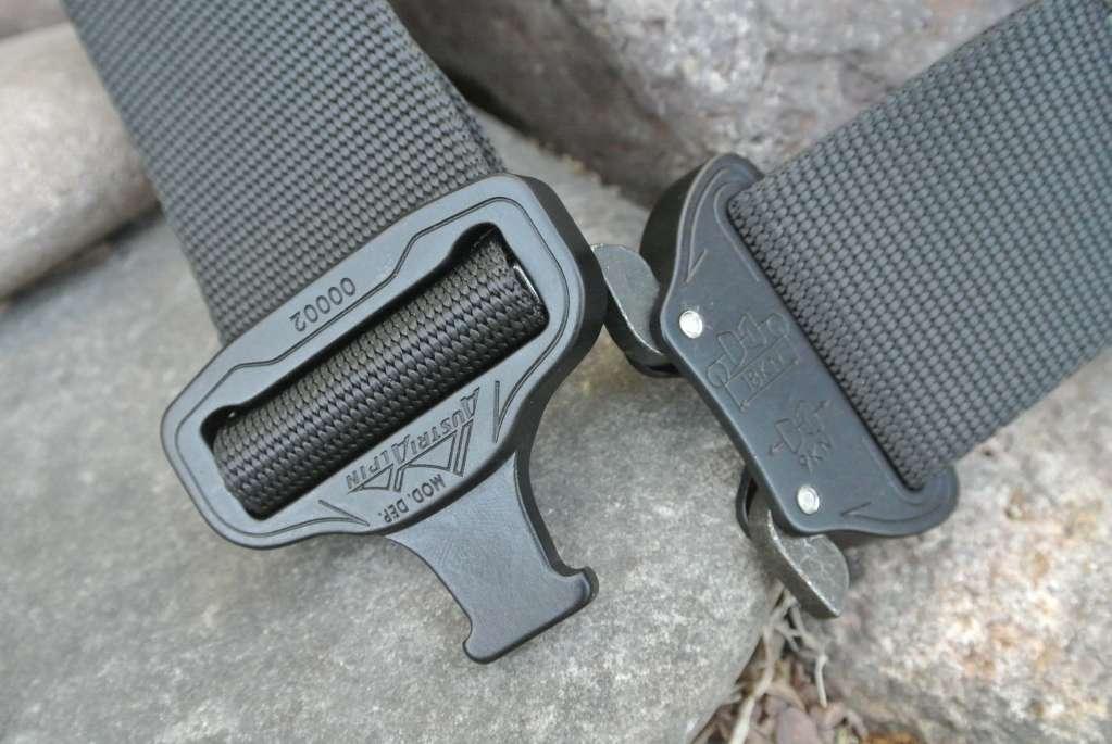 Snake Eater Tactical Cobra Belt